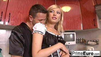 Donna Bell gets anally fucked