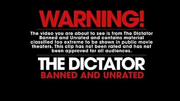 Banned kdz porn movie Busty heart - the dictator banned and unrated deleted scene.flv
