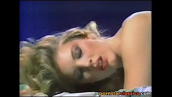 Beautiful blonde babe fucks in vintage porn edition video