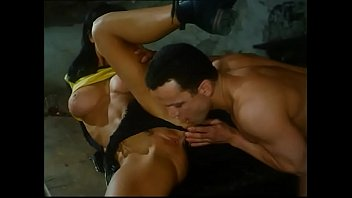 Sarah Young and Anita Dark...great Sexual Challenge.