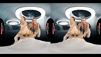 Outer sex Realitylovers - foursome fuck in outer space