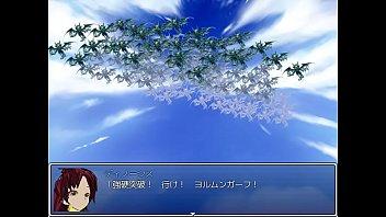 Brain hack 4/15 Hentai game play movie. RPG Maker VX ace