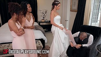 Bbw kamu sutra Bridesmaids demi sutra, desiree dulce, scarlit scandal eat pussy - digital playground