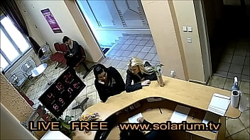 Solarium Cam Super Blondes Girl Masturbiert im www.solarium.tv pornhub video