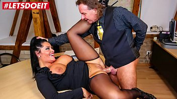 LETSDOEIT - Married German Guy Cheats And Fucks Hard His Horny Secretary