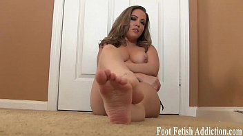 Soft porn video clip Suck my little toes and lick my soft arches