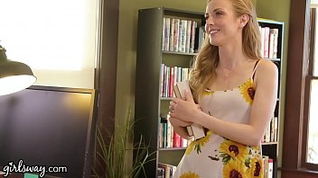 GIRLSWAY Hot Threesome At The Library With Penny Pax & Karla Kush