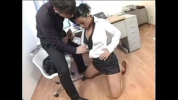 Free celeberties fuck video - Brunette gets fucked in the ass by her boss