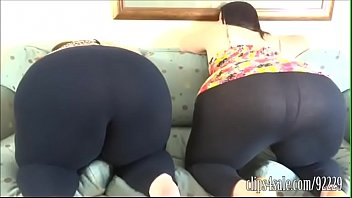 Two BBWs ripping ass