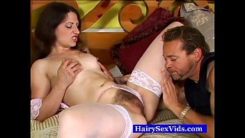 Tammy showing her big hairy stuff