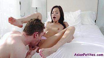 Teen Asian Fucks Her Mighty American Daddy- Vina Sky