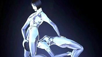 Cortanas naked Cortana self sex