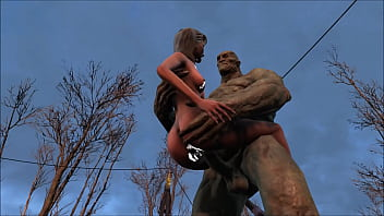 Fallout 4 Tori and Strong