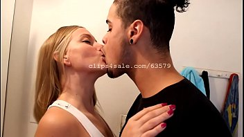 Raphael and Diana Kissing Video3 Preview