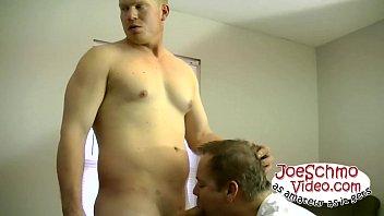 Joe mcintyre gay Joe gets on that big hooded boner and gets his cock out
