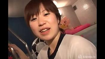 ดูหนังxญี่ปุ่นนักเรียนสาวญี่ปุ่นผมสั้นหน้าตาไร้เดียงสาโดนจับเล่นเสียวคาชุดพละ