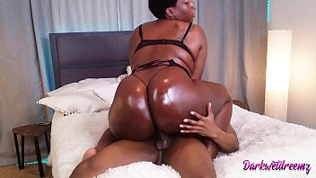 Big Booty BBW Gets Fat Ass Pounded