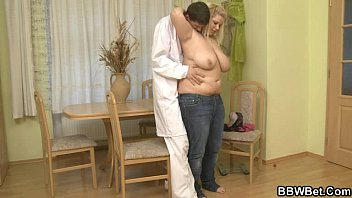 Big cock cures this hot fat girl