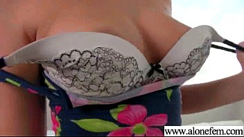 Gorgeous Girl Play On Cam With Crazy Stuffs clip-10
