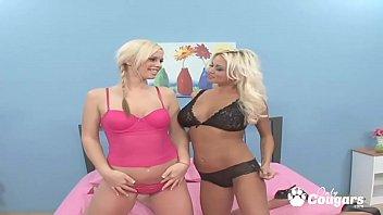 Nikita James & Tara Lynn Foxx Get Naughty Together