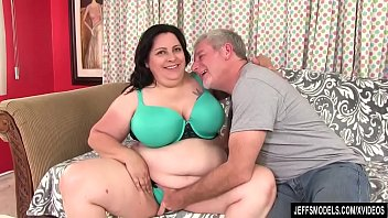 Sex over 36 - Round and raunchy bbw lacy bangs is fucked up her tight asshole