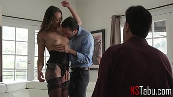 While He Watches- Piper Cox - Cuckold Couple