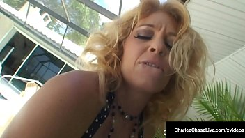 Casserole vette milf Charlee chase puma swede vicky vette eat pussy by the pool