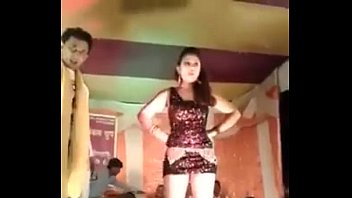 Tamil sexy song - Sexy hot desi teen dancing on stage in public on sex song