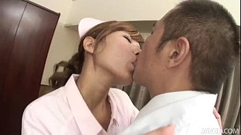 Nurses do great blowjobs Raunchy nurse aoba gives her doctor the blowjob of his lifetime