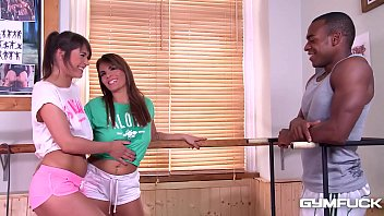 Lesbian studs porn - Gym fuck makes amy wild savannah secret suck big black dick