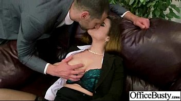 Hot Girl (cathy heaven) With Big Juggs Banged In Office movie-11