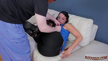 Girls dominating men and handjob Fuck my ass, pound my head EXTREME!