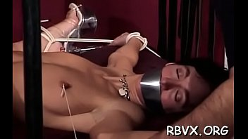 Glorious chick gets pounded