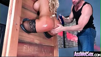 Amateur first anal sex clip - Bridgette b superb girl with big round butt love deep anal sex clip-14