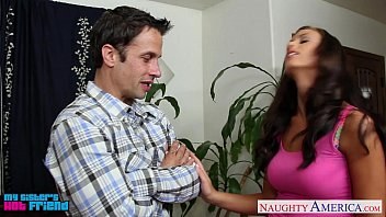 Sweet brunette Whitney Westgate gets nailed