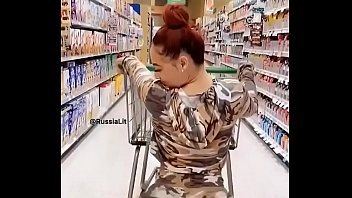 Getting loose in grocery store