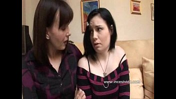 Teaching my daughter about masturbation - Mum teaches daughter