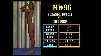 Suzann pettersen boob pics Flamingo mixed wrestling - suzanne dubois vs. tim ford part1