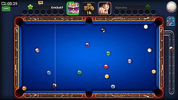 Le di hasta para llevar bien macizo 8 Ball Pool