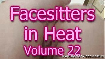 Facesitters In Heat Vol 22