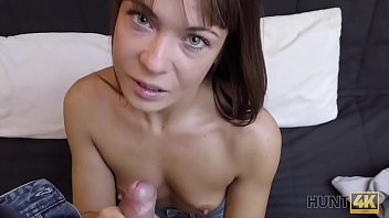 Naked for cash Hunt4k. couple is in need of cash for motel so why girl gets naked