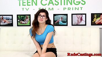 Spex teenie hard screwed at casting audition