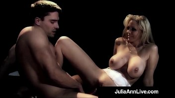 Ann jillians breast cancer stage Milf queen julia ann gets anal fucked on stage