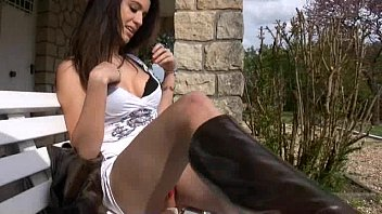teen Sarah upskirt with red panty tumblr xxx video