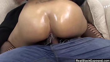 Ebony Cassidy Clay Has An Ass To Die For