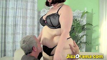 JizzOrama - BBW Cherie Intense Sex Session