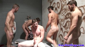 Gay uk chat room Muscular hunks fuck at the tea room