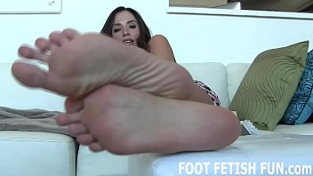My feet need to be worshiped every day