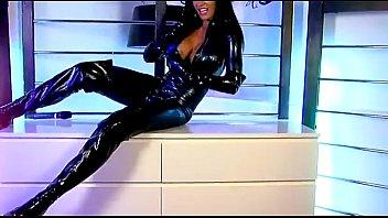 Fernanda Ferrari Latex nightshow