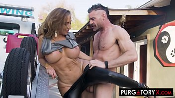 PURGATORYX RepoMan Vol 1 Part 1 with Richelle Ryan porno izle